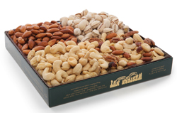 Gift #10 - Forest Gold Box - Naturally Nuts